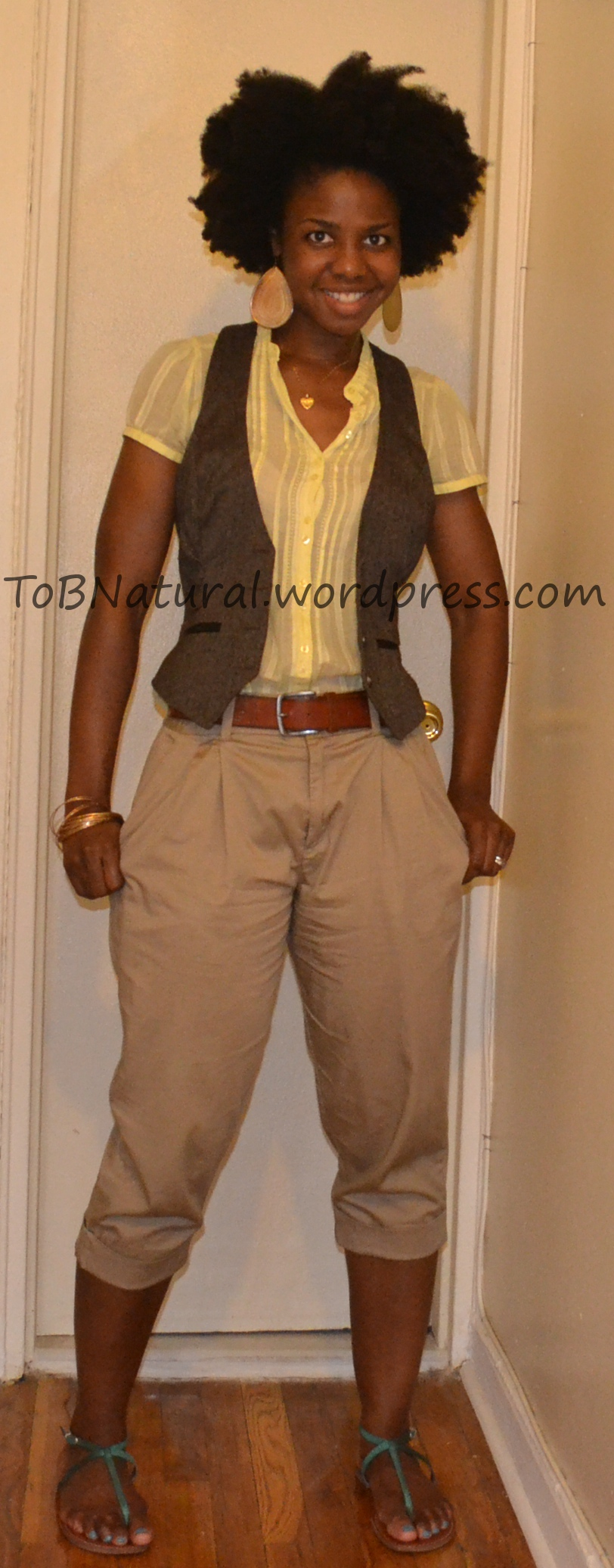 Inspiration... Execution! A StylePantry Summer Look - ToBNatural