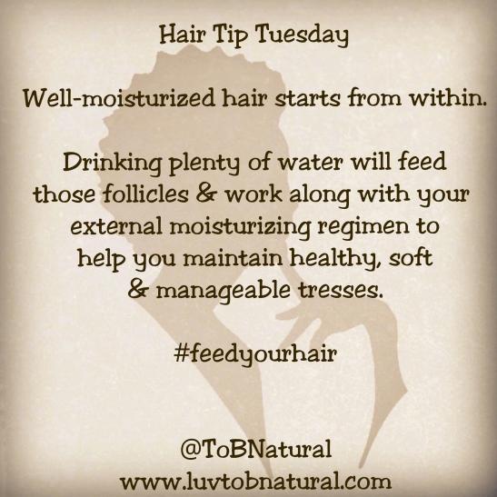 Hair Tip Tues 10-29-13
